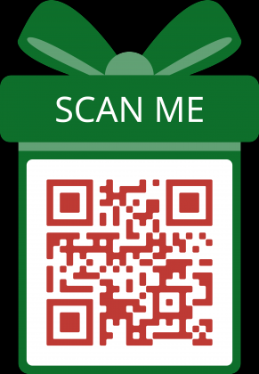 QR code fr Secret Santa Program