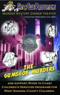 murder mystery info flyer